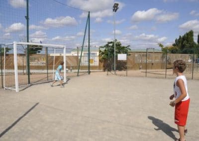 Aire Jeux Camping Cleroca